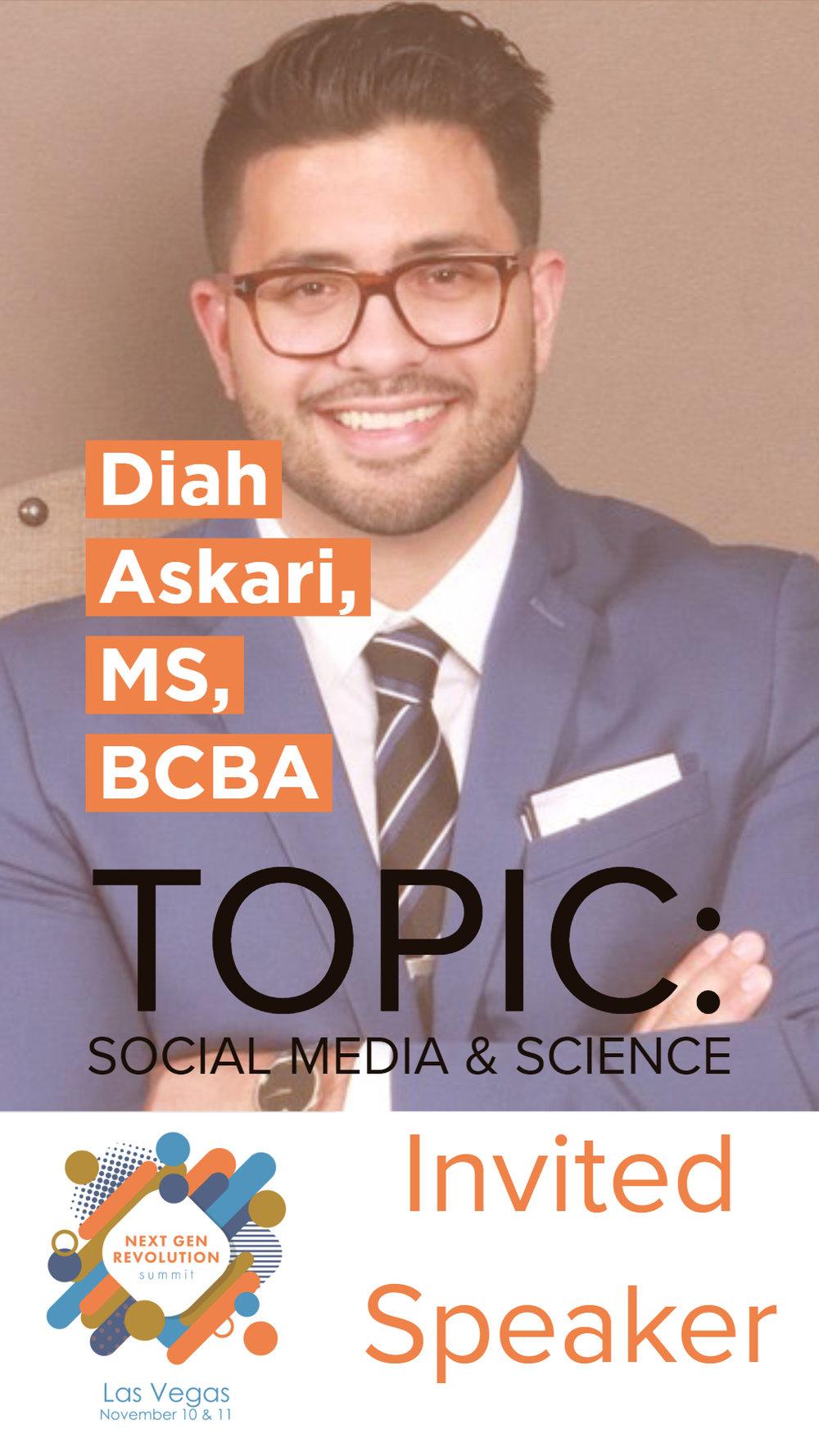 Diah Askari, MS, BCBA