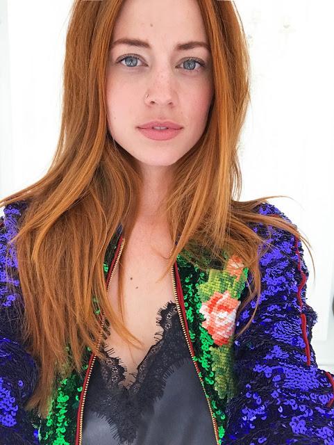 Courtney Barriger. Holding Court. Nylon Magazine