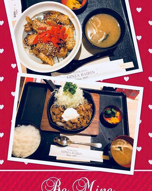 Couples looking for a place to celebrate the V-Day??Ginza Bairin cook something special for u all!!come and visit us and we'll give u a special treat only here at Ginza Barin ION!happy valentines day to all!!!❤️💝❤️