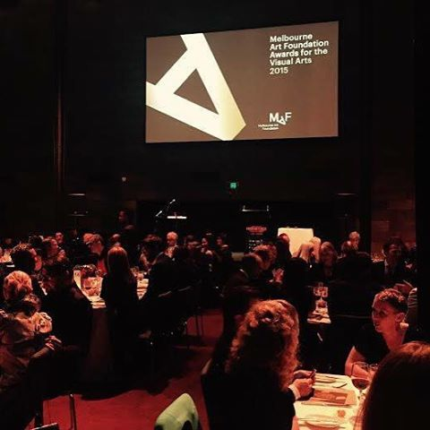 Thank you to everyone involved and those who joined us at the Melbourne Art Foundation Awards for the Visual Arts at the @ngvmelbourne last night. Congratulations to this year's winners… Visionary Award: John Kaldor Artist Award: Bill Henson Young Artist Award: Daniel Boyd #MAF #melbourneartfoundation #MAFawards #melbourne #melbourneart #australianart #australianartist #art #visualart #artist #youngartist #artvisionaries #NGV