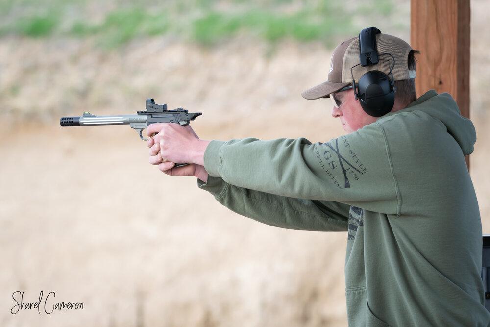 .22 Pistol -