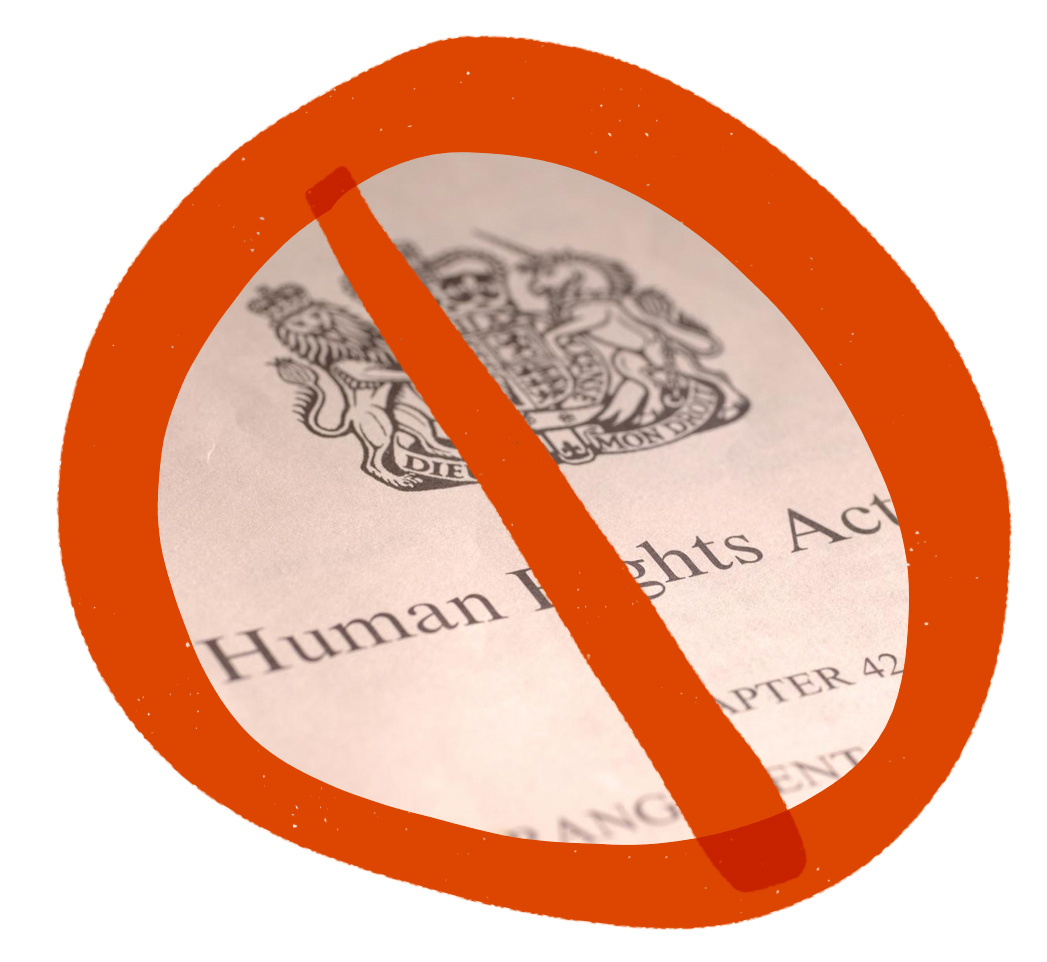 SCRAP THE HUMAN RIGHTS ACT