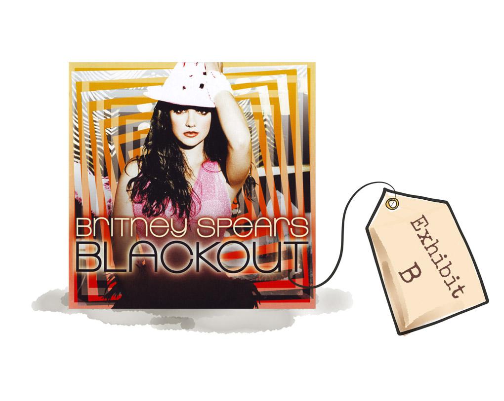 Exhibit B: 'Blackout'
