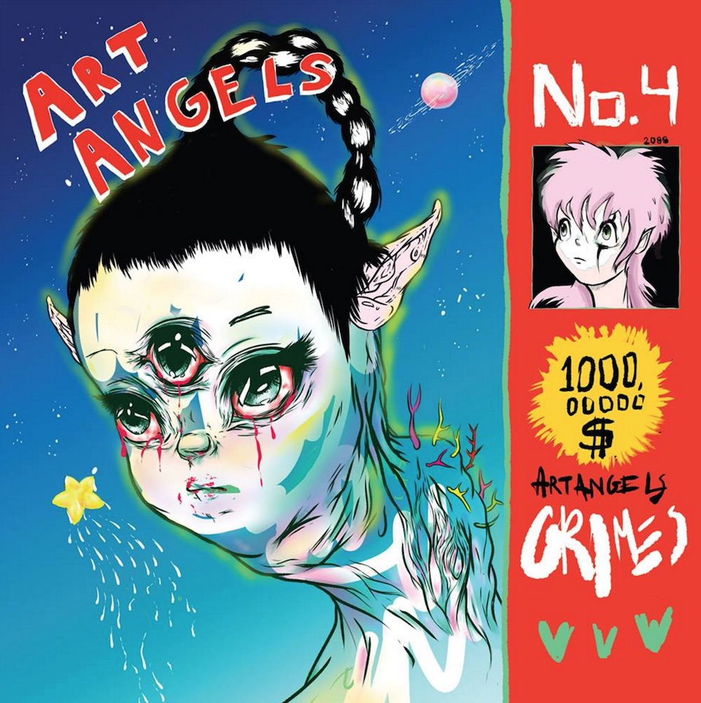 grimes-art angels