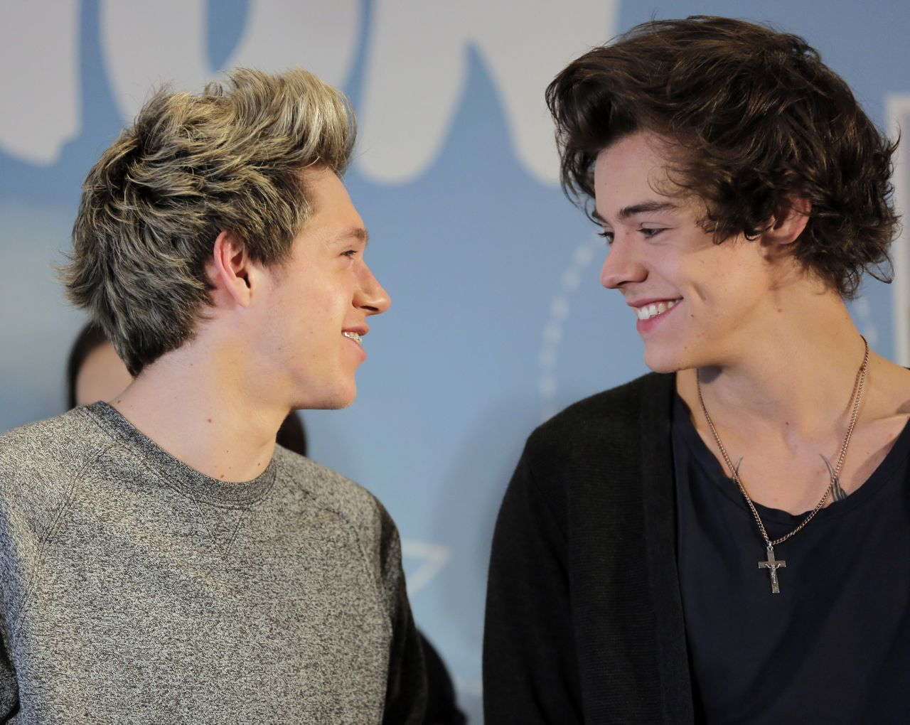 Niall Horan, Harry Styles