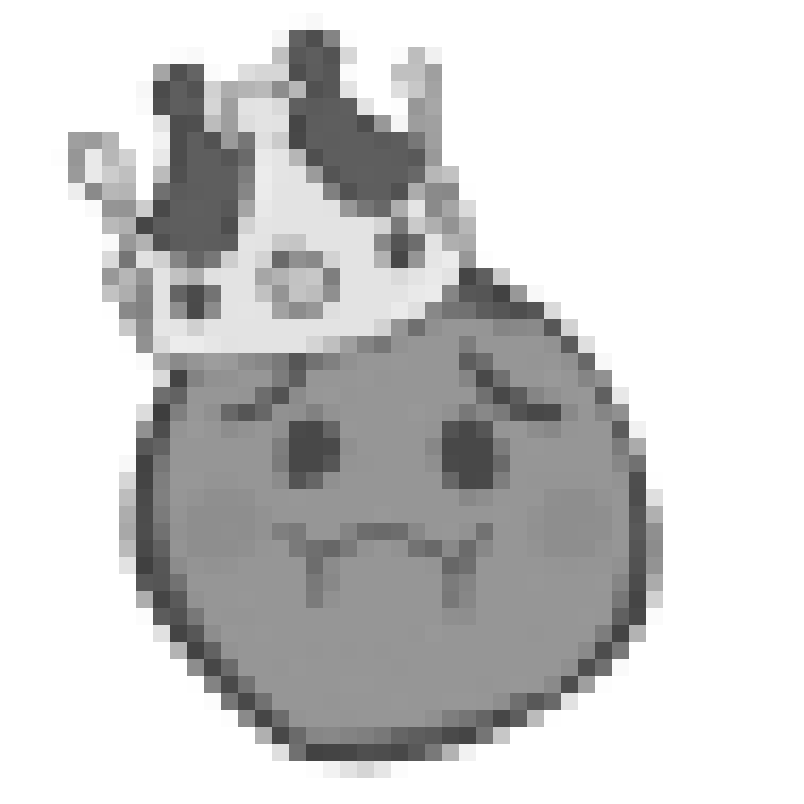 If this week was an emoji... - ...it would be the vom, with a crown on it.