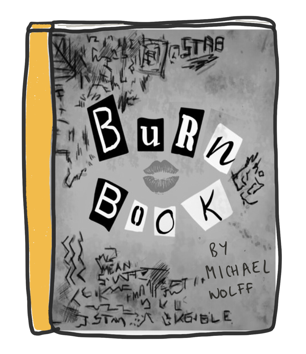 If this week was a scene out of Mean Girls... - …it would be the one where Regina George blankets the corridors in photocopied Burn Book excerpts.