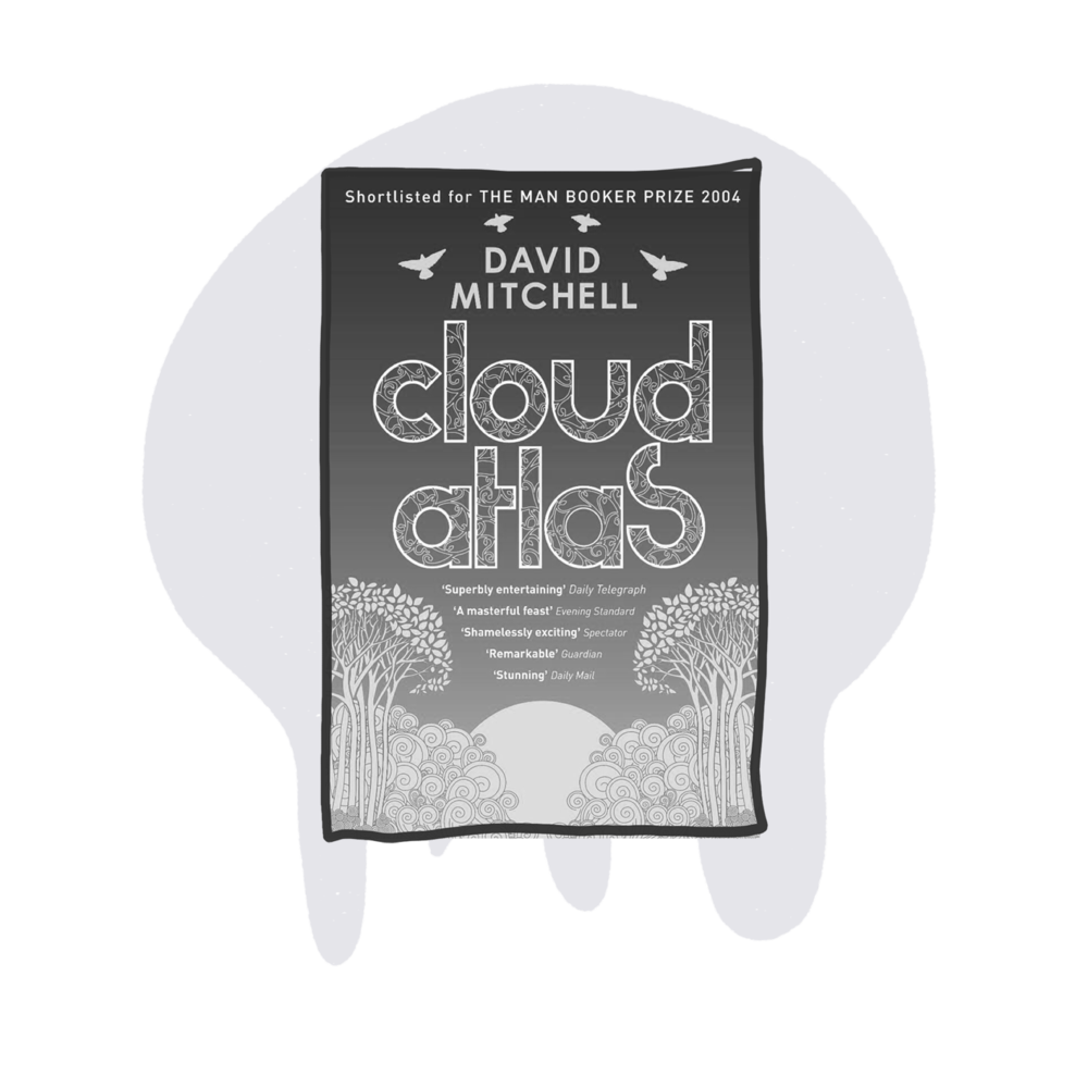ReadinG - Cloud Atlas (again)