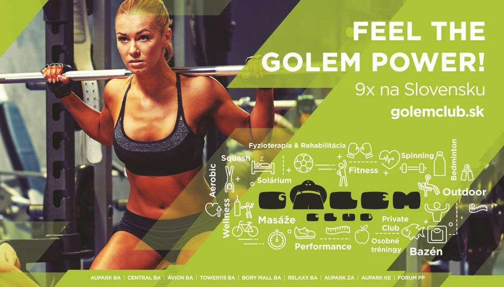 GOLEM POWER!