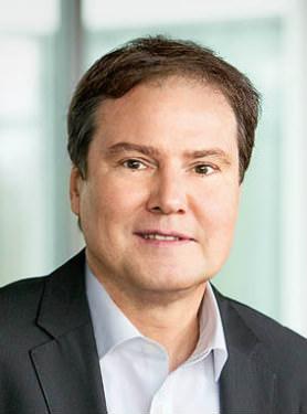 Dr. Heinz-Juergen Bertram, CEO of Symrise AG