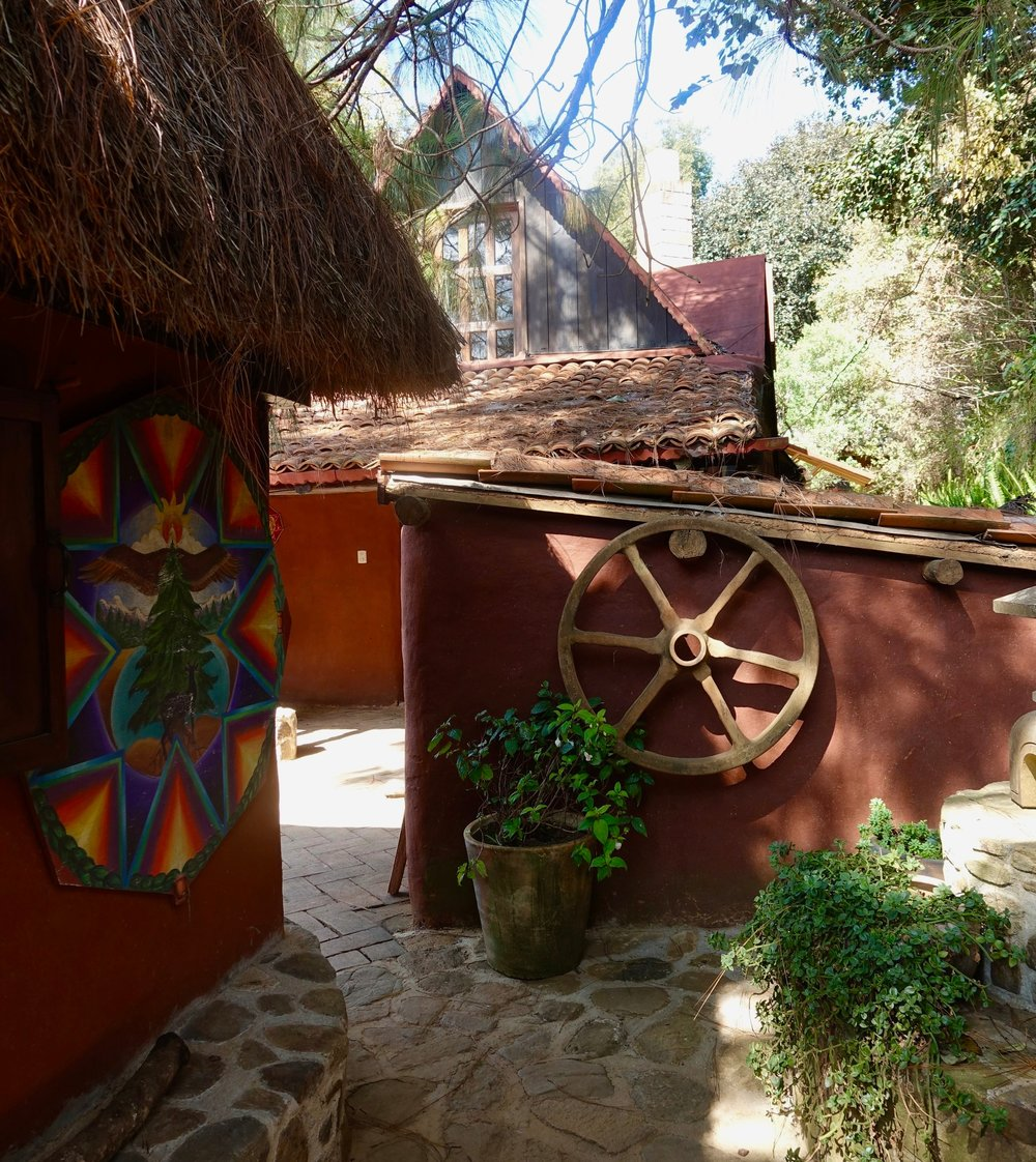 khadi oaxaca retreat