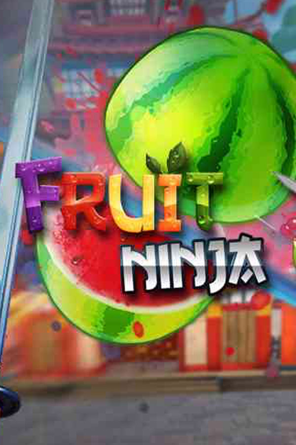 Défoulez-vous en découpant des fruits au sabre. Addictif !