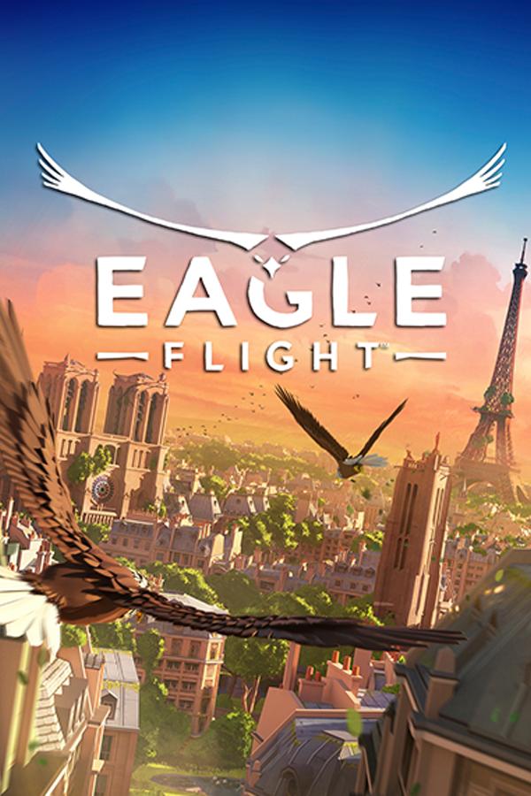 Découvrez Paris à dos d'aigle et laissez-vous emporter par la VR !