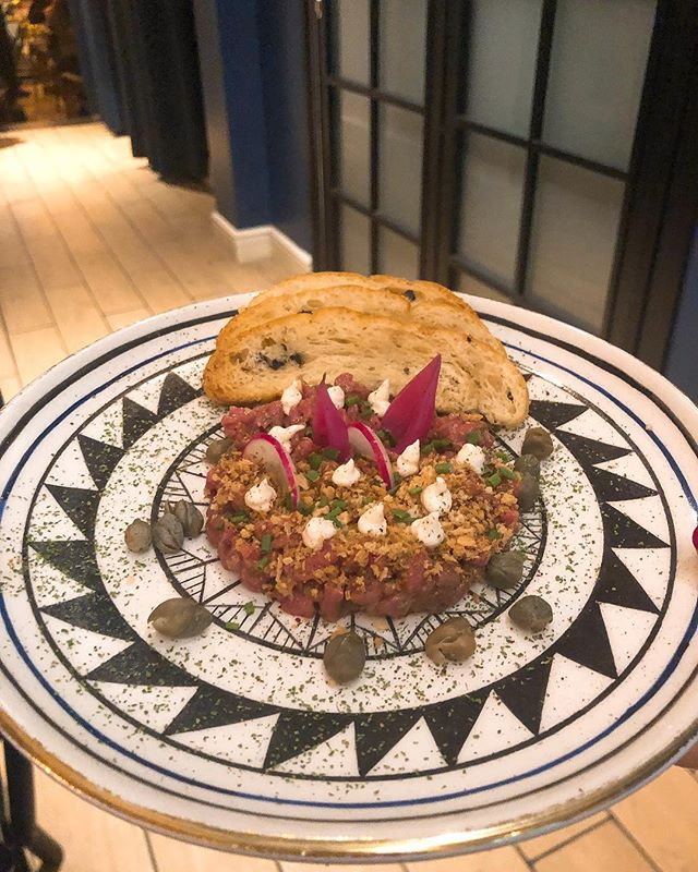 ⭐️Steak Tartare⭐️