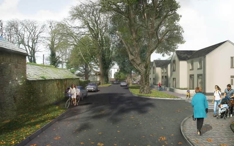 Boyne Estate Proposed View