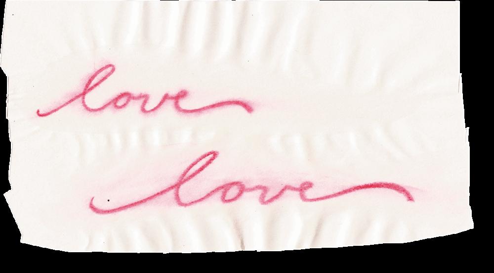 Love Love Lettering
