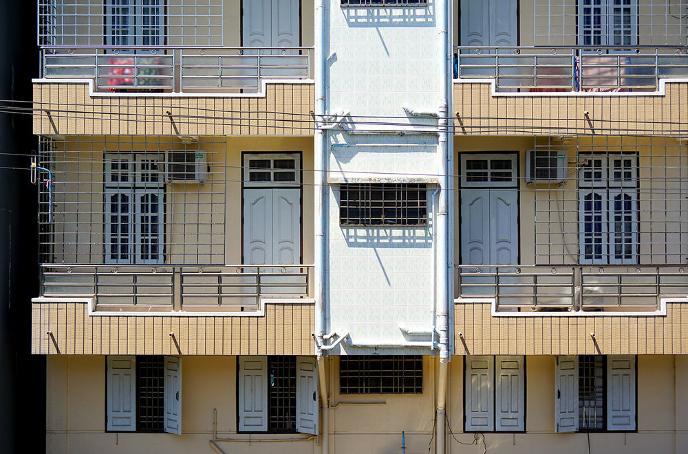 Apartments in Mawlawyine, Myanmar
