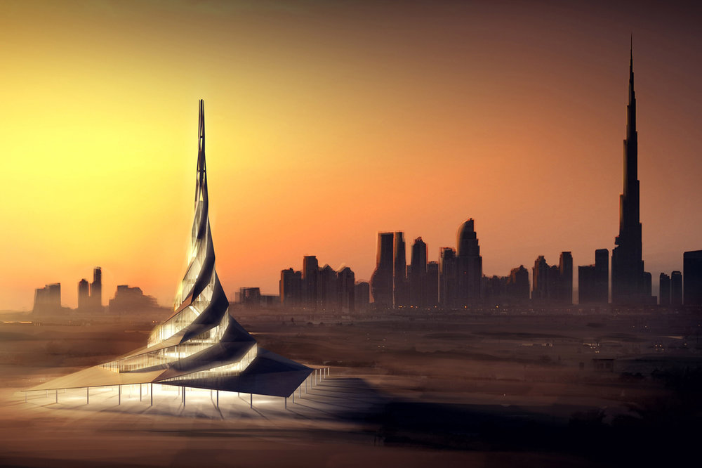 DEWA SOLAR INNOVATION CENTRE DUBAI