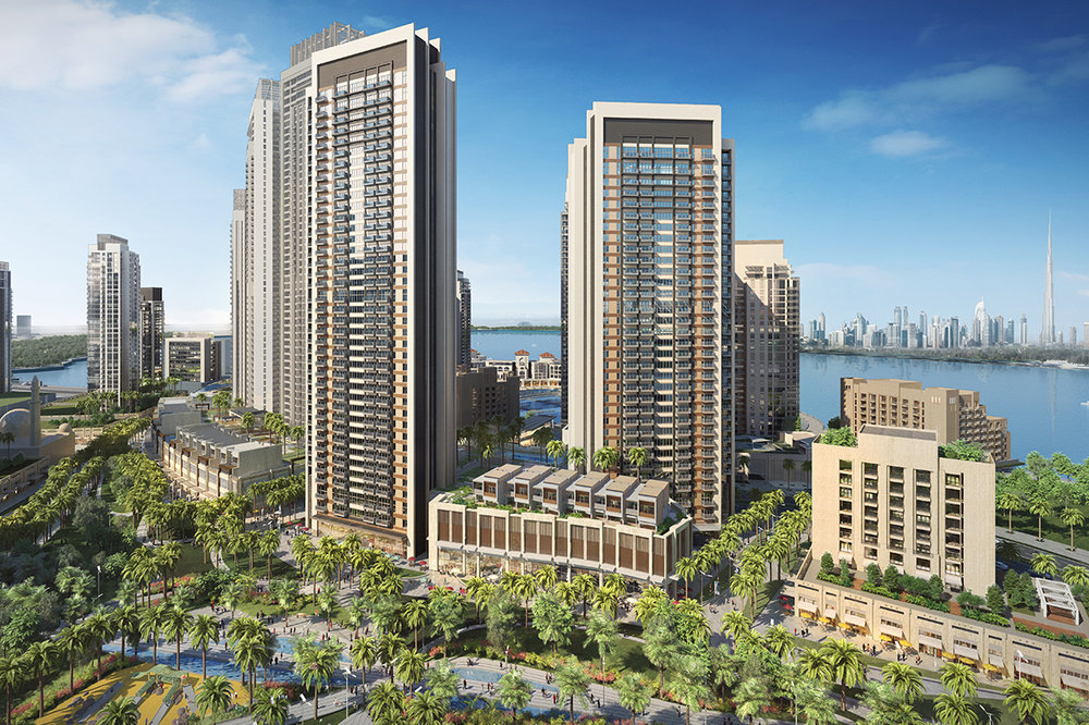 DUBAI CREEK HARBOUR PLOT 19 DUBAI