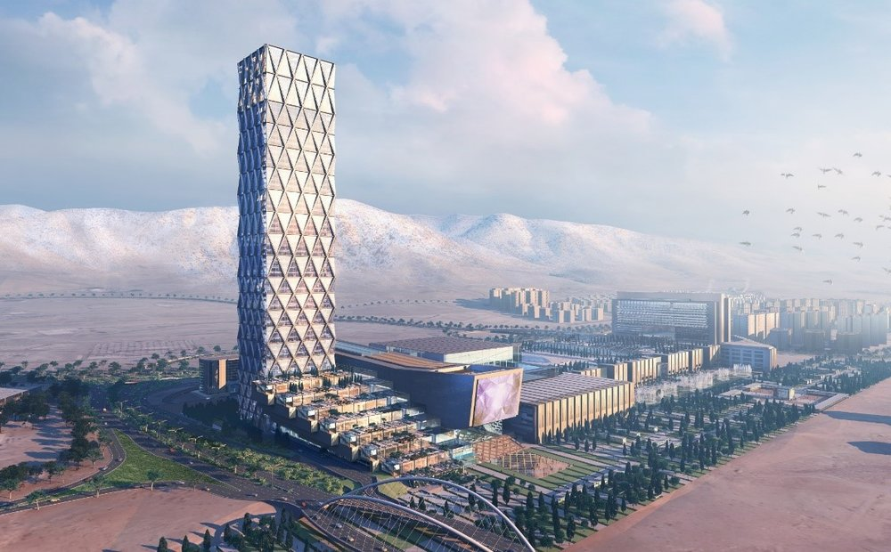 IRAN MALL WEST EXPANSION TEHRAN