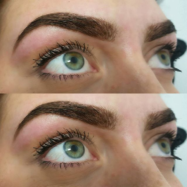 B R O W  L O V E 💖 Our technicians carefully create the perfect shape for everybody's individual face shape. And with killer brows like these, how could you not want to show them off? Only $40 for Brow Shaping and tint. Book online x  Brow Tech: Rhiannon 😊