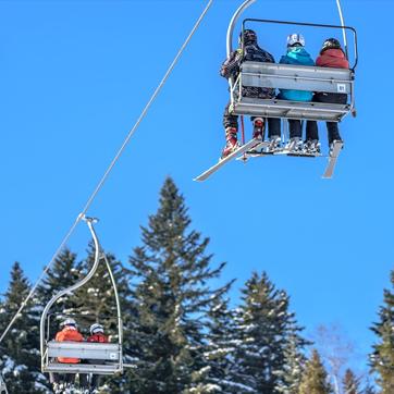 Ski Resort Package