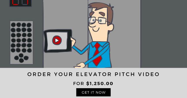 Elevator Pitch Video