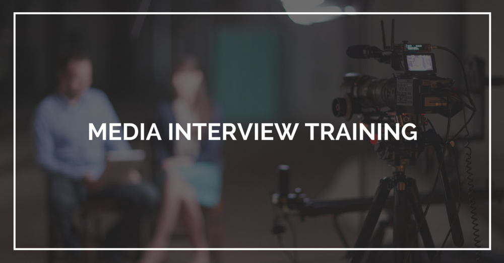 Media Interview Training
