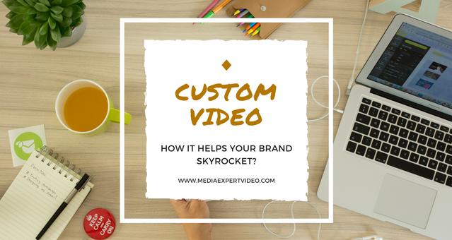 Custom video