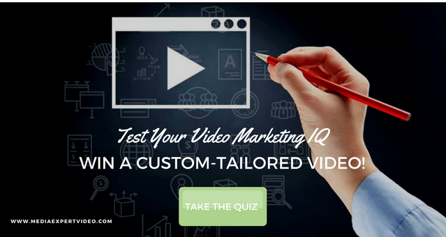 Test Your Video Marketing IQ Quiz