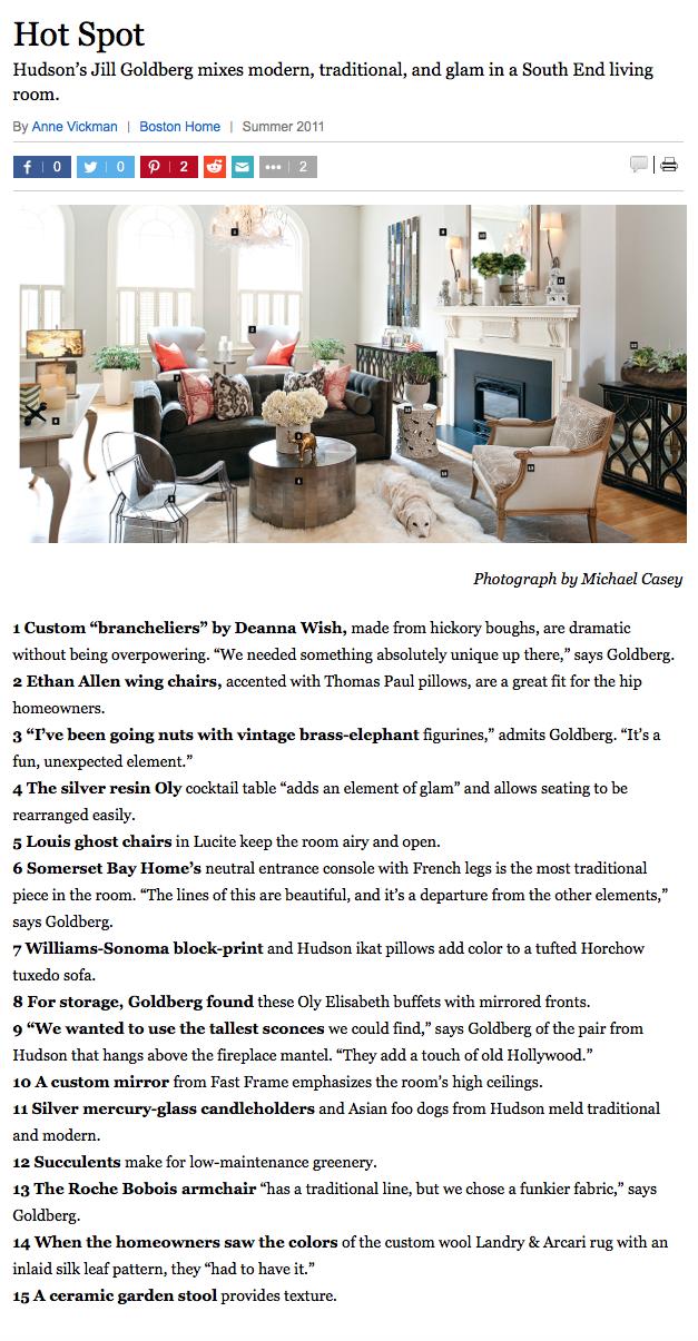 boston home magazine hudson interior designs