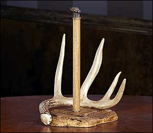 Whitetail Paper Towel Holder
