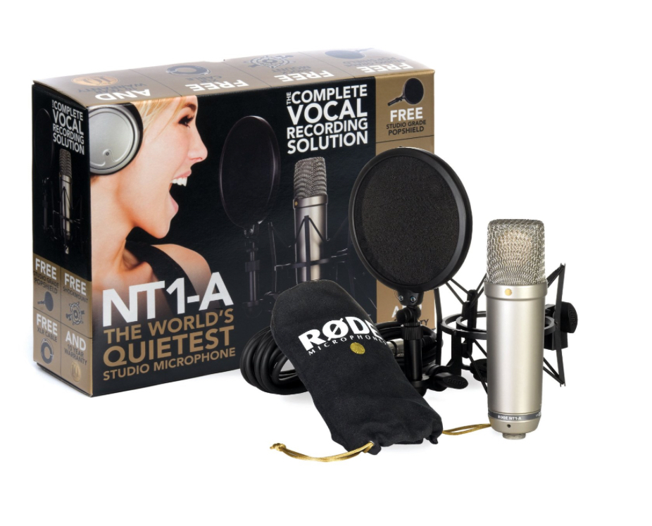Rode NT1A Vocal Package