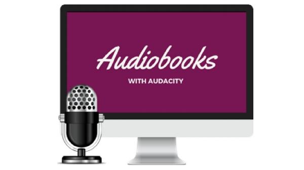 Audiobooks with Audacity