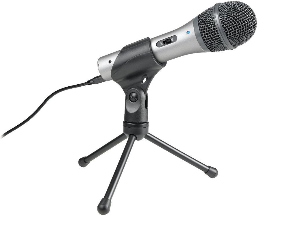 Amazon.com: Audio-Technica ATR2100-USB Cardioid Dynamic USB:XLR Microphone: Musical Instruments 2018-07-16 11-42-16.jpg