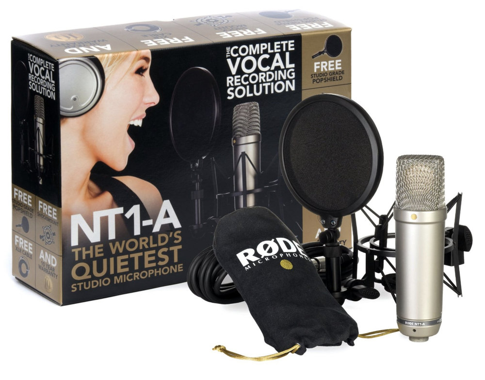 Amazon.com: Rode NT1A Anniversary Vocal Condenser Microphone Package: Musical Instruments 2018-07-16 11-45-57.jpg