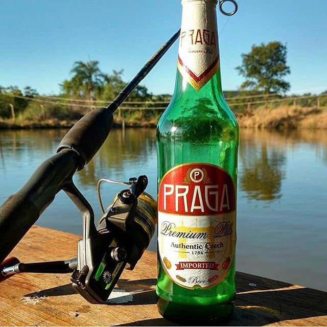 Thanks for this great photo @likeabossonbeer 🍺 did you know that the Czech Republic has a strong fishing tradition? Fishing dates back to the 12th century- as we know of. But during the 16th century many ponds were build and the fishing industry became very prominent. To this day there are fishing traditions being kept such as draining ponds of water. In the months of autumn villagers would gather to drain their local pond. The men would be working while the women were preparing refreshments. If you are ever given the opportunity to see this tradition it is definitely worth it. Furthermore, we eat a carp ( Czech: kapr) for Christmas. This is also a tradition which has been kept for centuries. #pragapils #czechbeer #premiumpils #pragabeer