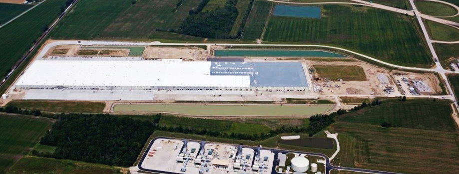 Home Depot  Single-Tenant Distribution Center 1,638,348 SF Toledo, OH $96,978,020