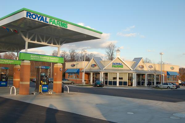 ROYAL FARMS  Single-Tenant RETAIL 6,300 SF Philadelphia, PA $7,256,637