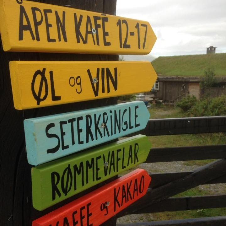 Fjellviku på Høvringen - Siste veka i juli er det Fjellviku påHøvringen. På Formoseter har vi open seterkafè denne veka, konsert og maleriutstilling.