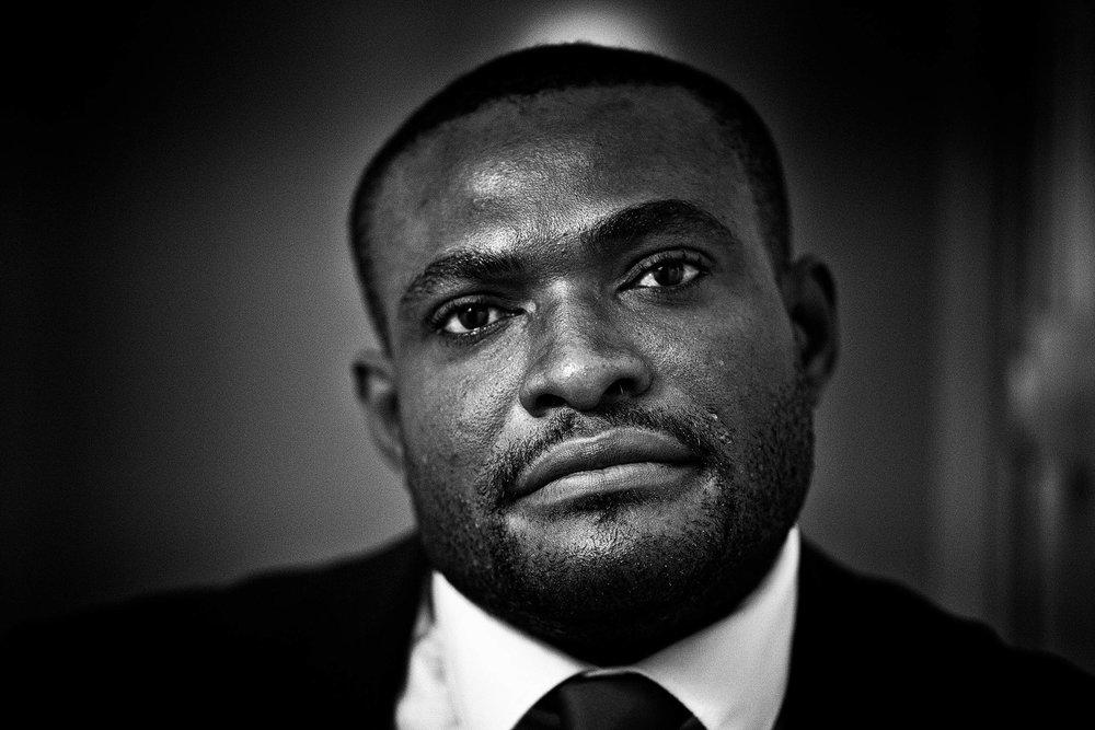 Congolese Torturer
