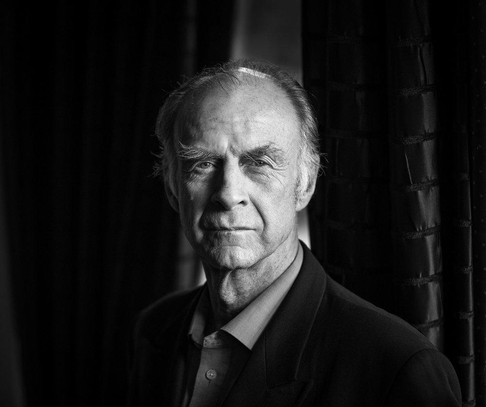 Explorer Sir Ranulph Fiennes