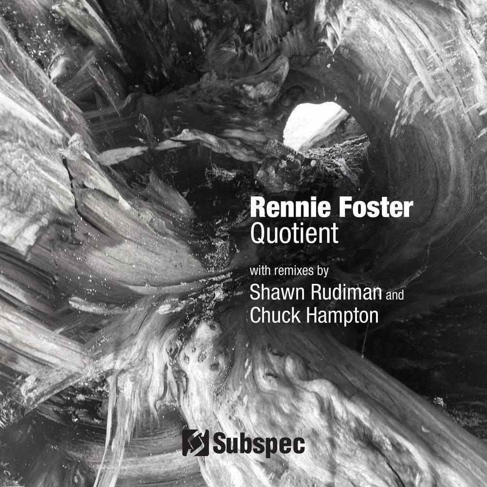 Rennie Foster 'Quotient' (SUB039)