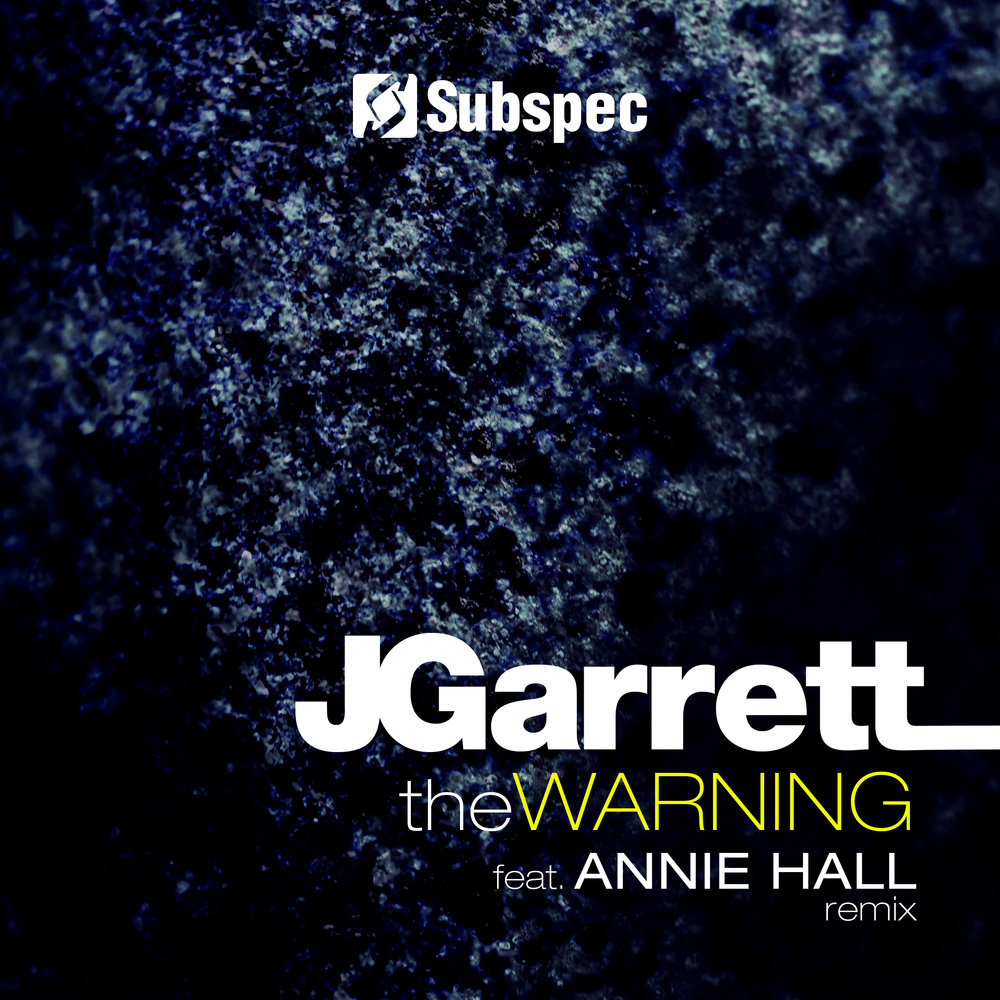JGarrett 'The Warning' (SUB037)