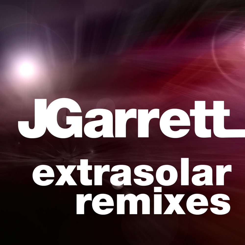 JGarrett 'Extrasolar Remixes' (SUB027)