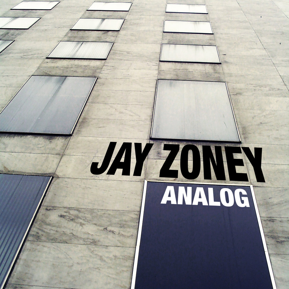 Jay Zoney 'Analog' (SUB024)