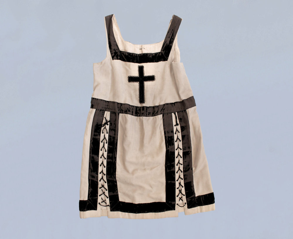 Fraternal tunic. 1910s-20s.