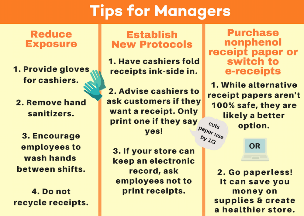 3 talk with the managers of your local stores print out the flyers for managers and share them with the manager at your favorite stores as you shop