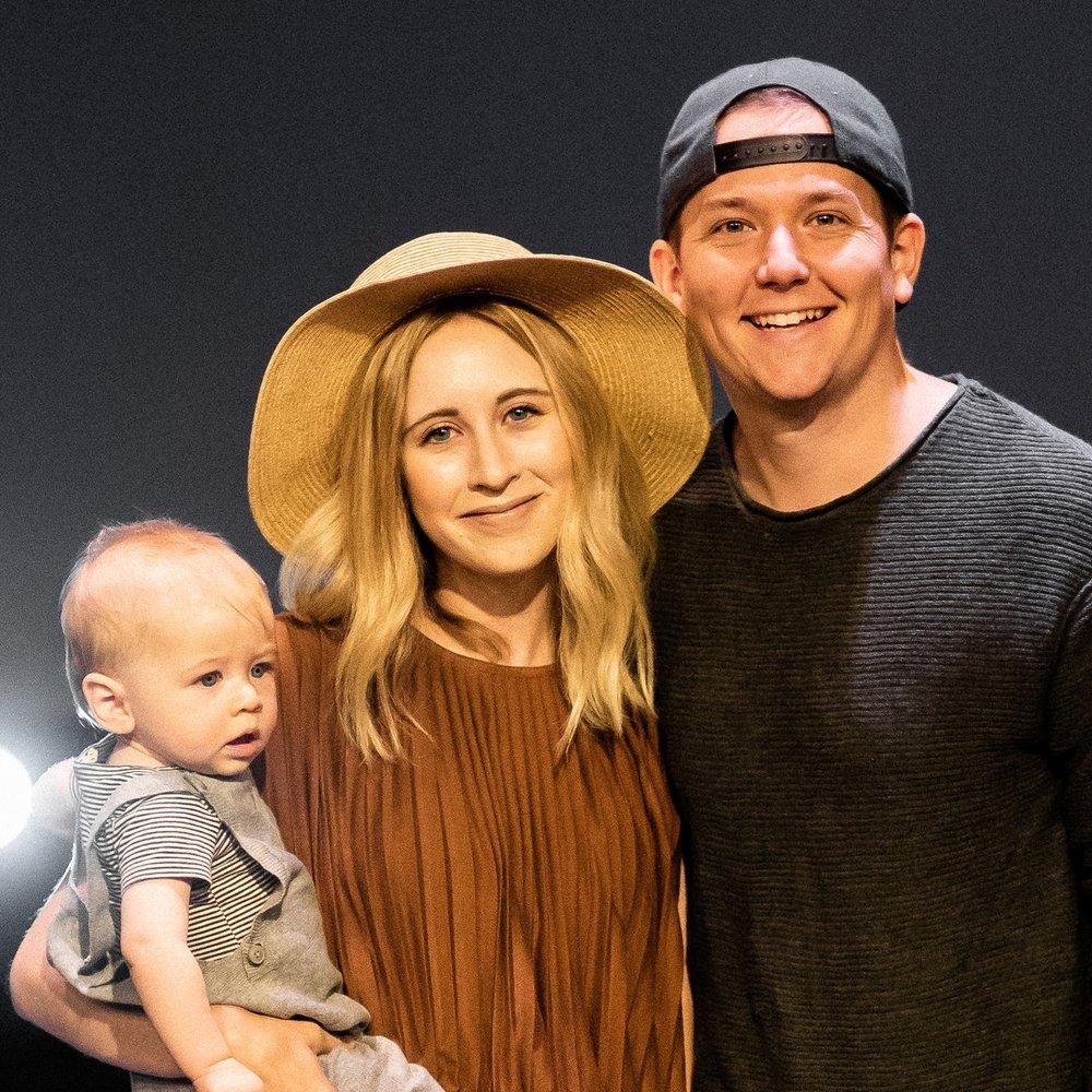 Online Pastors Josh & Lauren Wiegand