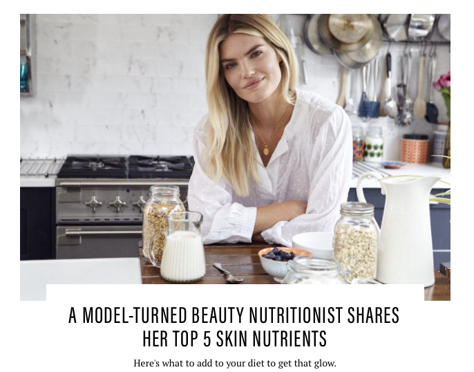 WELL & GOOD - 'BEAUTY FOOD' SERIES
